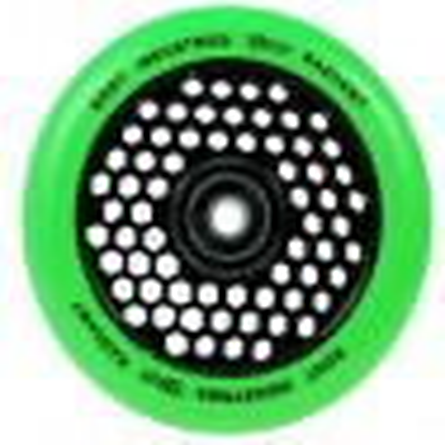 Kolečko Root Industries Honeycore Radiant 110 Green